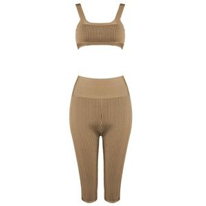 Other - 2pc Ribbed Bandage Set